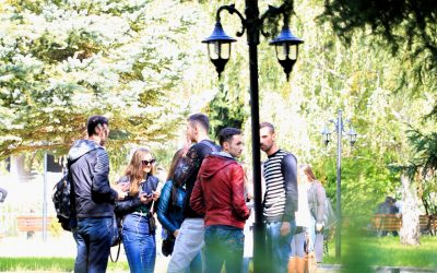 """Shpallen Zgjedhjet Studentore Në Universitetin """"Isa Boletini"""""""
