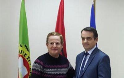 Universiteti I Mitrovicës Bashkëpunon Me Universitetin E Elbasanit