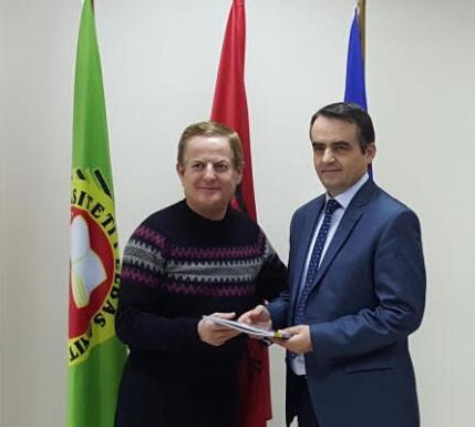 Me Rektorin E Elbasanit