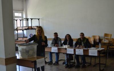U Mbajtën Zgjedhjet E Studentëve Në UMIB