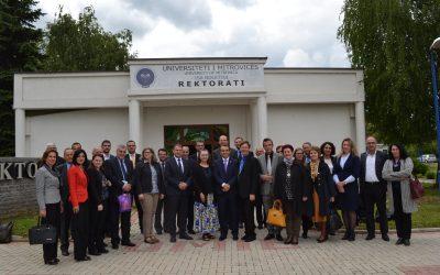 """Universiteti """"James Madison"""" Ofron Mundësi Bashkëpunimi Për Universitetet Kosovare"""