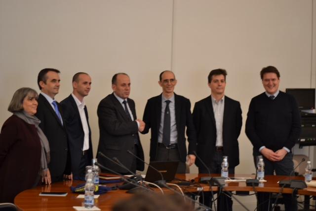 """Universiteti """"Isa Boletini"""", Pjesë E Bashkëpunimit Me Universitetin Nga Ferrara E Italisë"""