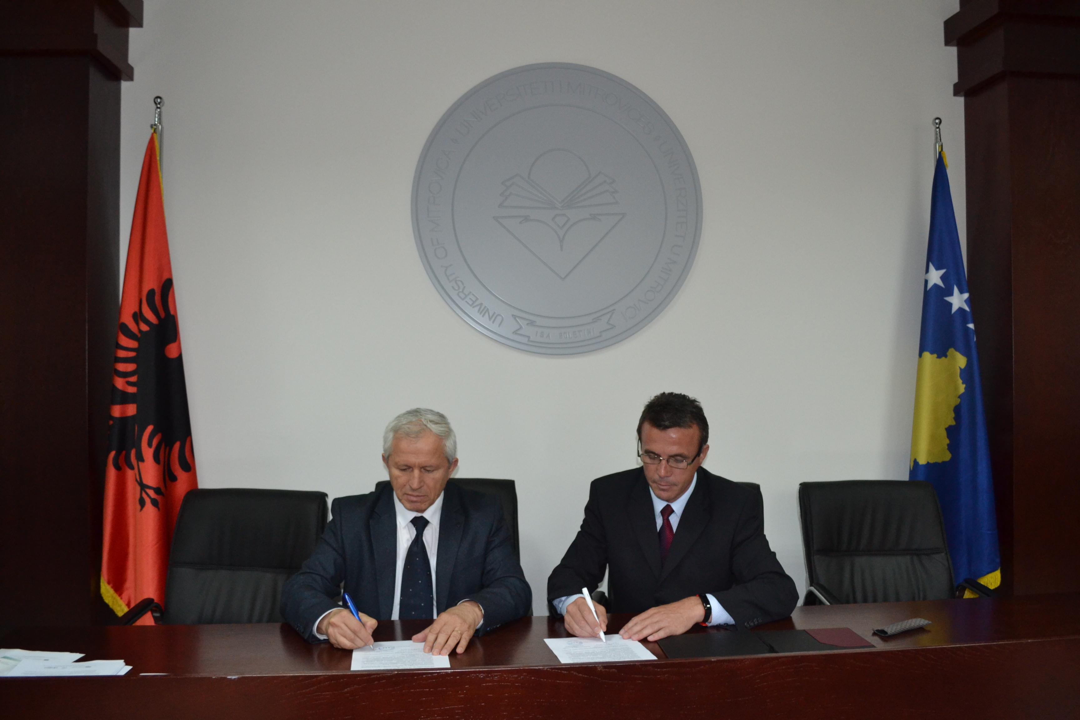 Marrëveshje bashkëpunimi me Institutin Shqiptar të Sociologjisë