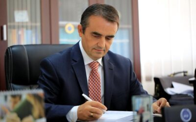 Urimi I Rektorit, Prof.dr.Alush Musaj Për Vitin E Ri 2021