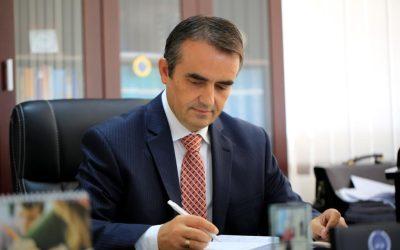 Rektori Musaj, Shpreh Ngushëllime Për Viktimat Nga Tërmeti Në Shqipëri