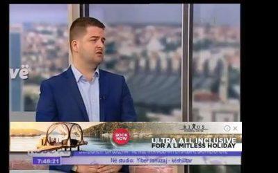 Intervista E Këshilltarit Të Rektorit Në RTK