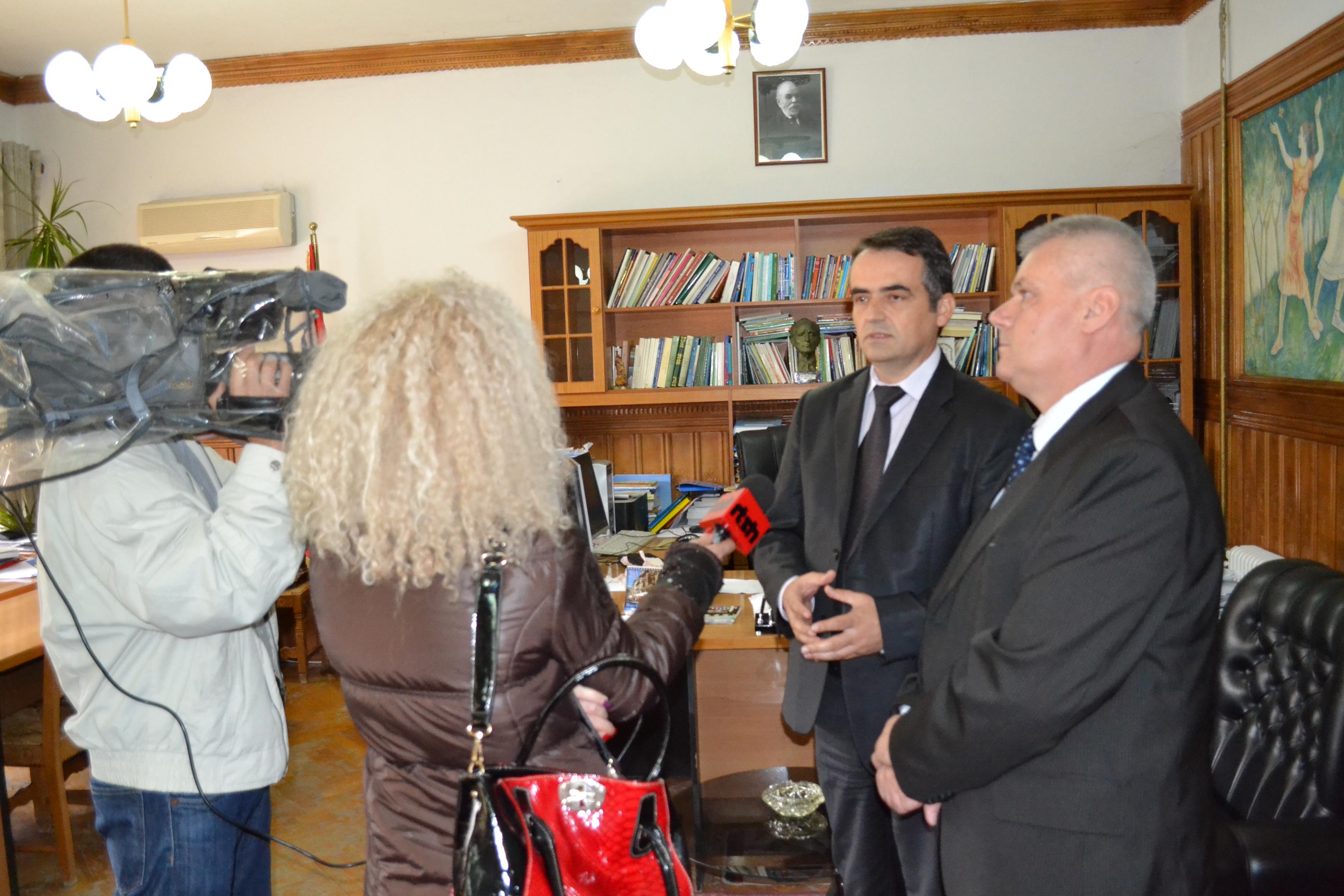 Deklaratë Për Media Në Universitetin E Gjirokastrës