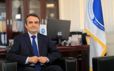 "Wishes For Kurban Bajram From The Rector Of The University Of Mitrovica ""Isa Boletini"" (UMIB), Alush Musaj"