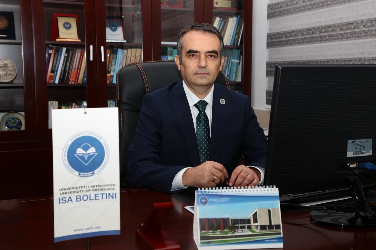 Urimi i rektorit, Musaj për festat e fundvitit