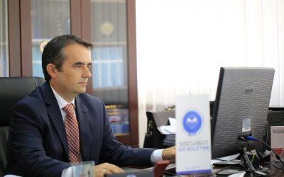 Urimi I Rektorit, Prof.dr.Alush Musaj, Për Kurban Bajram