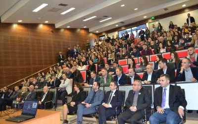 """Me Ditën """"Alumni"""" U Përmbyllën Aktivitetet Për 6-vjetorin E UMIB-it"""