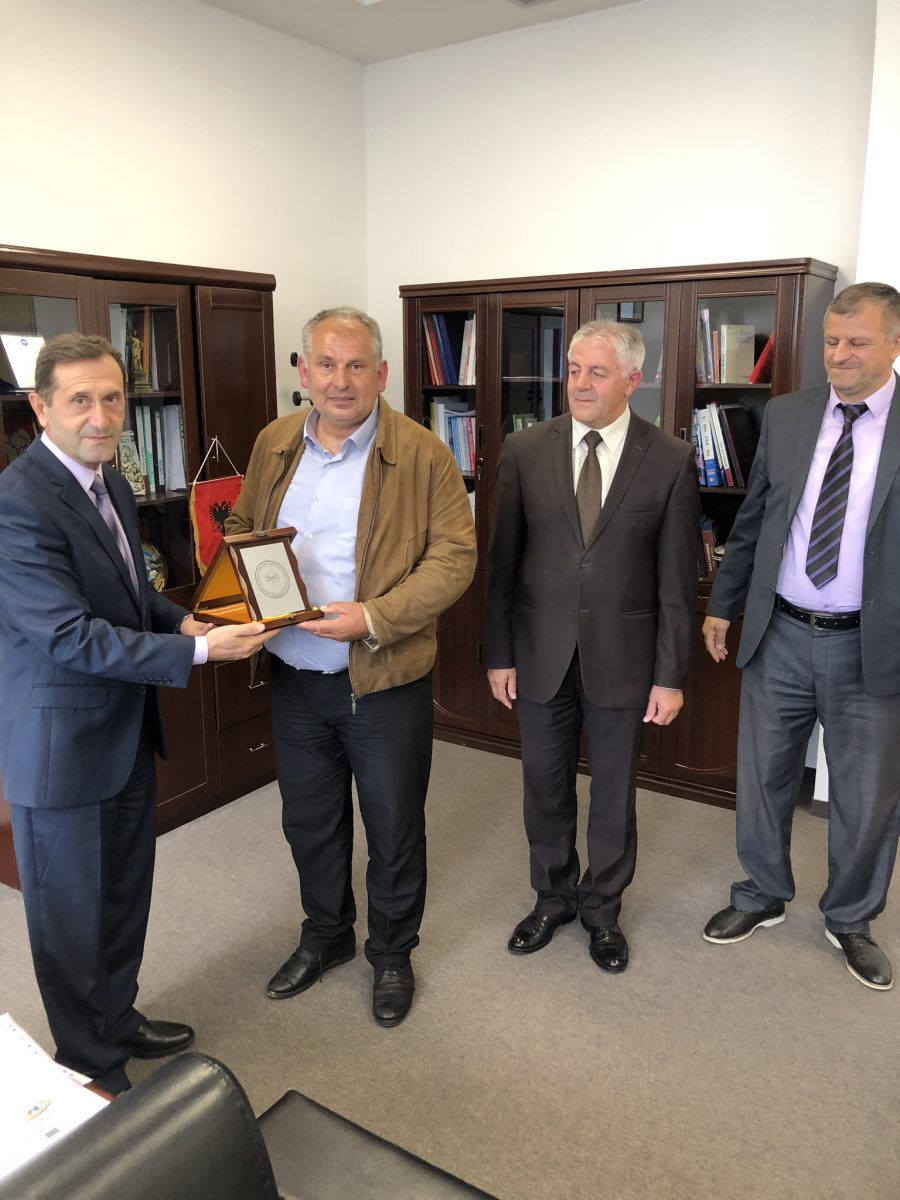 Memorandum Of Cooperation Between The FTU And The Association Of Kosovo Journalists