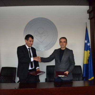 Marrëveshje Bashkëpunimi Me Komisionin Për Miniera Dhe Minerale (dhjetor 2017)