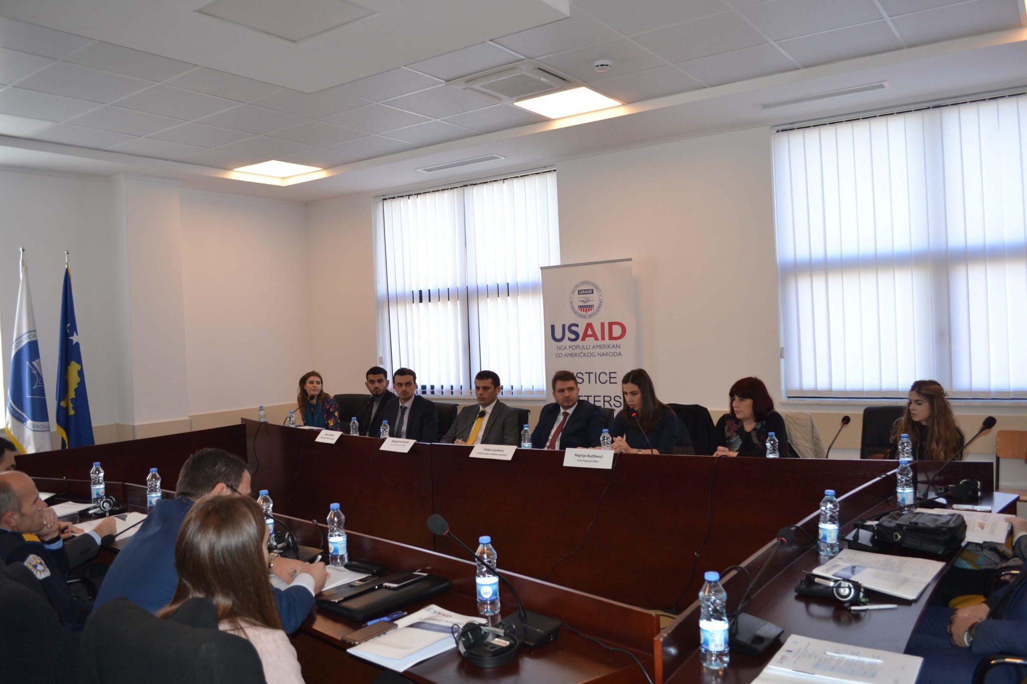 Trajnim I Organizuar Nga USAID (dhjetor 2018)
