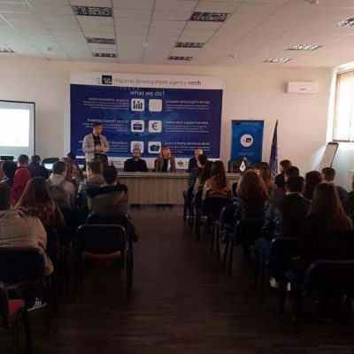 Vizita Ne Parkun E Biznesit (mars 2017)