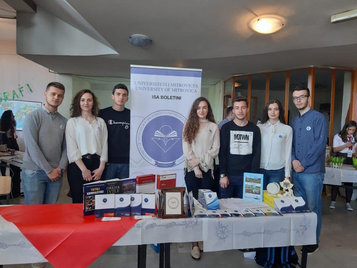 Studentët E UMIB-it Në Panair (maj 2019)