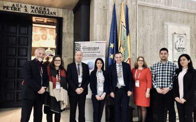 Takim I Universiteteve Frankofone Në Bukuresht (janar 2019)