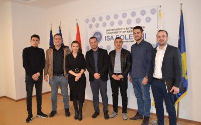 Unioni I Studentëve Të Kosovës (shkurt 2019)