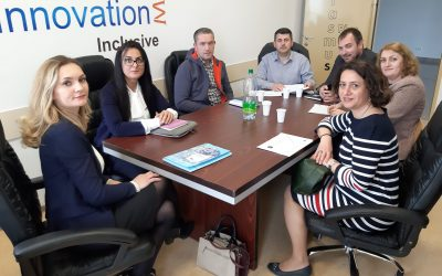 Vizitë E Zyrtarëve Të Erasmus+(prill 2019)
