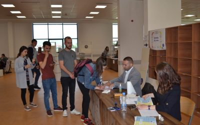 Zgjedhjet Studentore (prill 2019)
