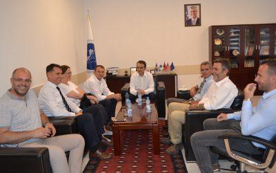 U Mbajt Mbledhja E Konferencës Së Rektorëve Të Universiteteve Publike Të Kosovës