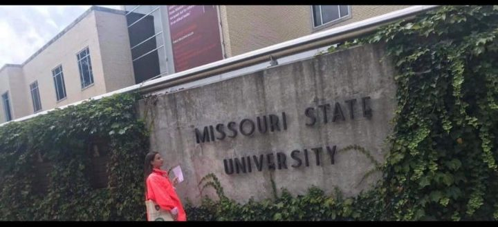Education Student, Agnesa Tahiri, Receives A Scholarship From The State Department