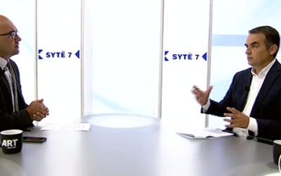 Intervista E Rektorit Musaj Në TV Klan