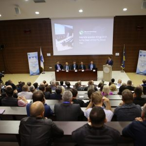 """""""International Conference On Geoscience"""", Has Gathered Researchers From Different European Countries At The University Of Mitrovica"""