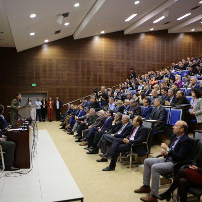 """""""Konferenca Ndërkombëtare Për Gjeoshkencë"""", Ka Mbledhur Në Universitetin E Mitrovicës Studiues Nga Vende Të Ndryshme Evropiane"""