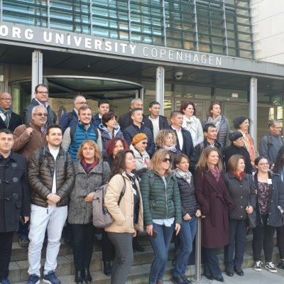 Përfaqësuesit E UMIB-it Në Kopenhage