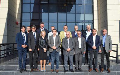"""Mirënjohje Për Organizatorët E """"Konferencës Ndërkombëtare Për Gjeoshkencë"""""""