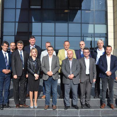 Mirenjohjet Per Organizatorët E Konferencës Për Gjeoshkencë