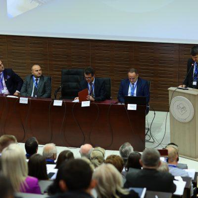 """Fjalimi I Prof. Sabri Avdullahi Në Hapjen E """"Konferencës Ndërkombëtare Për Gjeoshkencë"""""""