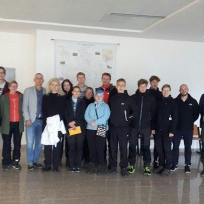 Studentë Dhe Profesorë Nga Åbo Akademi, Finlandë Vizitojnë Fakultetin E Gjeoshkencave
