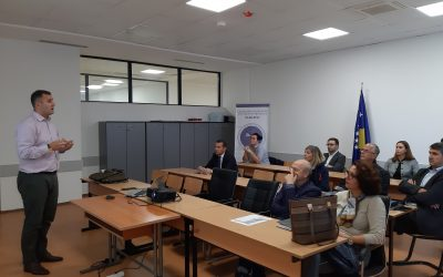 An Informational Session On The Internationalization Of The University Was Held In UMIB
