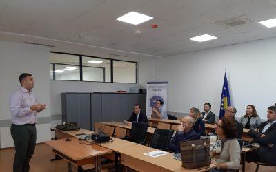U Mbajt Sesion Informues Për Ndërkombëtarizimin E Universitetit