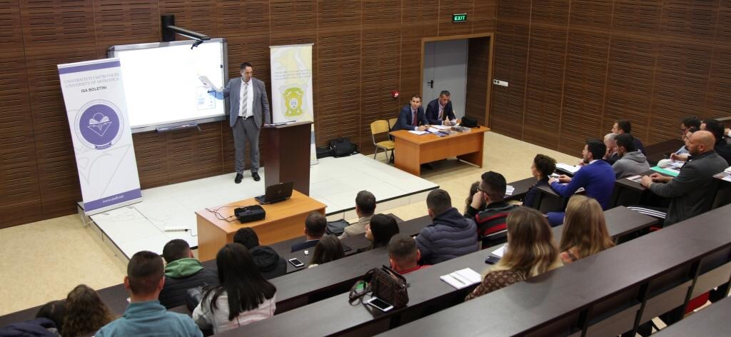 The Police Inspectorate Gave A Lecture At The Faculty Of Law