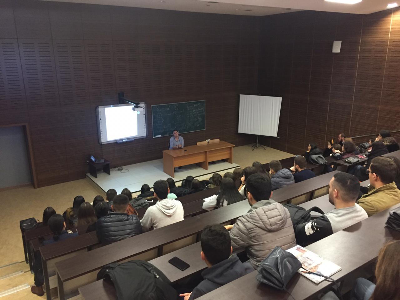 U Mbajt Sesion Informues Me Studentë Për Programin Erasmus+