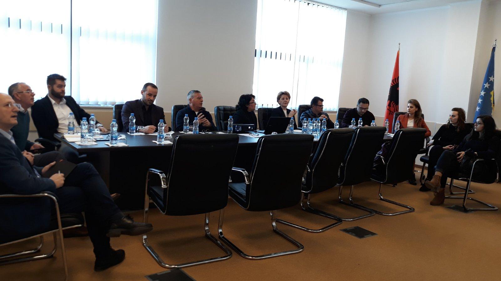 Grupi punues i RVV mbajti takimin e radhës