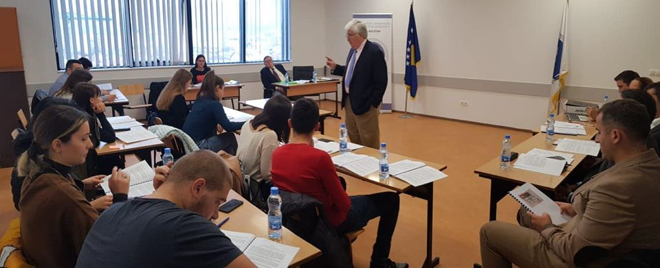 "Workshop on ""Legal Pedagogy"" with academic staff and students of the Law Faculty"