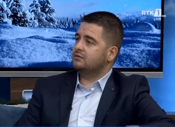 Intervista E Anëtarit Të KD-së Ylber Januzaj , Në RTK