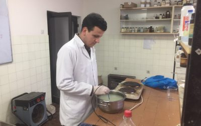 Mitrovica Student Produces Cheese From Whey