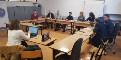 Faculty Of Economics Holds The Next Meeting Towards Finalization Of Self-Evaluation Report (SER)