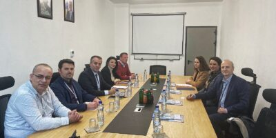 """University Of Mitrovica """"Isa Boletini"""" And Air Navigation Services Agency Sign A Cooperation Agreement"""