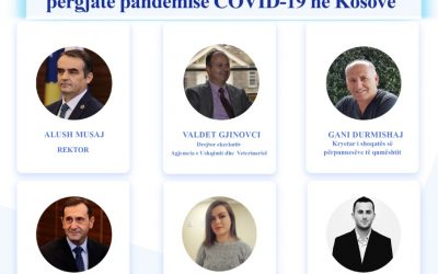 Virtual Conference: Food Safety Through The COVID19 Pandemic