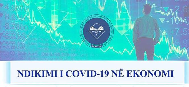 """Ndiqeni live konferencën """"Ndikimi i Covid-19 në Ekonomi"""""""