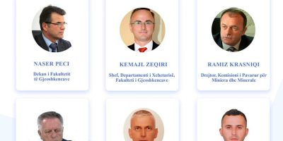 """Announcement – Online Conference: """"The Impact Of Covid 19 Pandemic On The Mining Sector In Kosovo"""""""