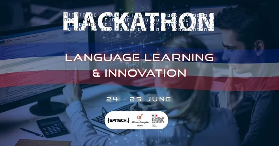 """Hackathon Me Temën"""" Shpikjet Digjitale Në Shërbim Të Mësimit Të Gjuhëve Të Huaja?"""""""