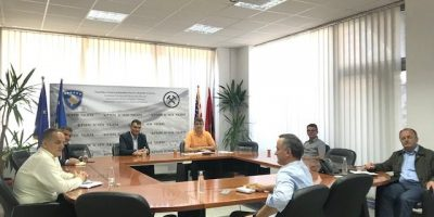 The Meeting Of The Organizing Council Of The Second International Multidisciplinary Conference IMGC 2020 Is Being Held