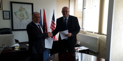"The Faculty Of Economics, At The University Of Mitrovica ""Isa Boletini"", Signed Cooperation Agreements With Several Successful Kosovar Companies"